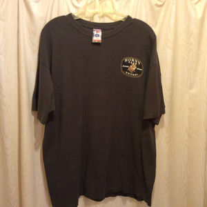 NONE Shirts - Horney Toad Whiskey T Shirt  XL